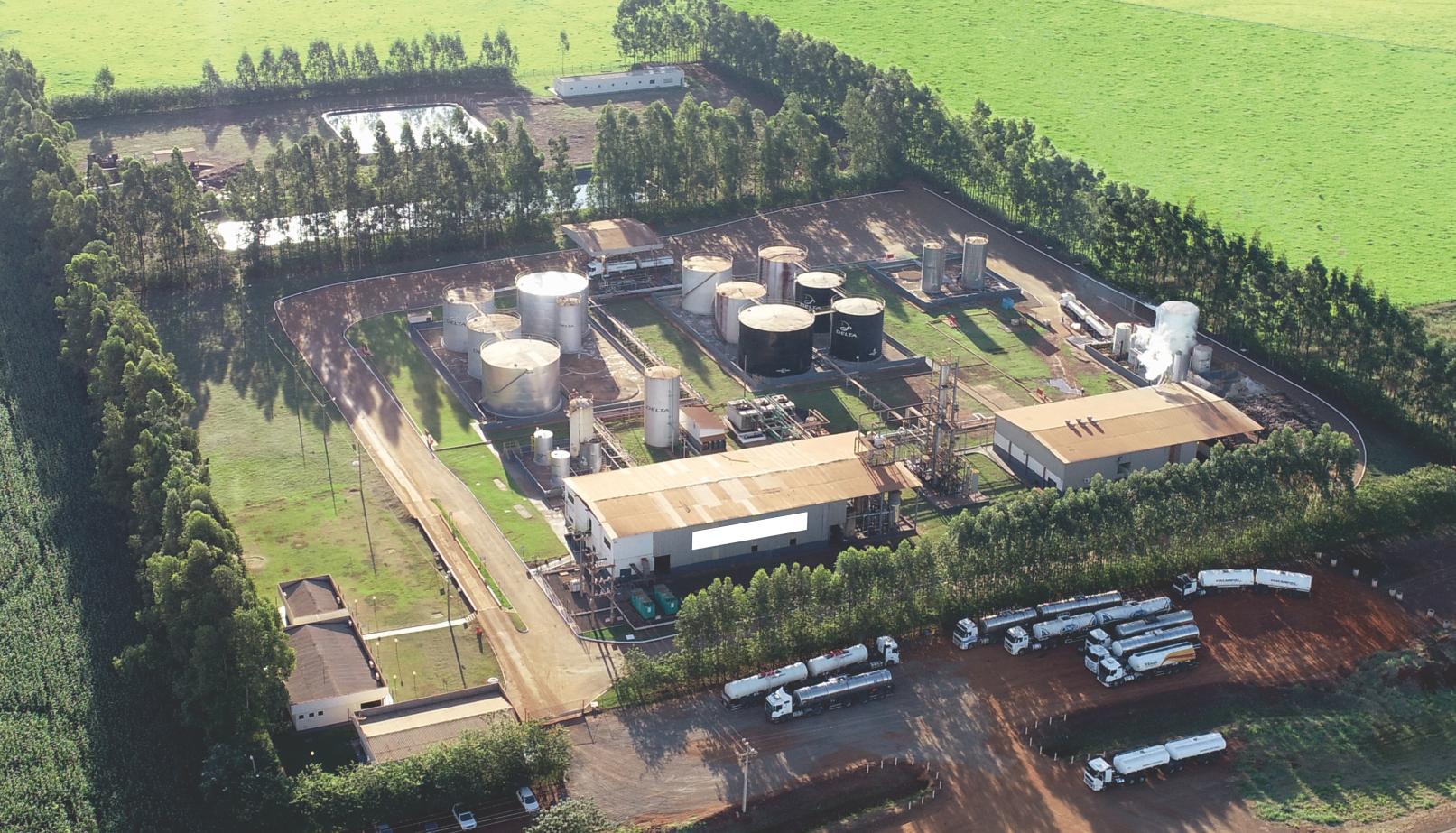 Delta Energia ganha Cbios por biodiesel